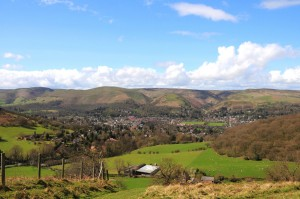 Church Stretton and the Long Mynd